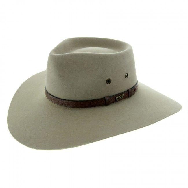 55c70080a Akubra Territory Hat - Sand in 2019 | Caps n Hats | Hats, Akubra ...