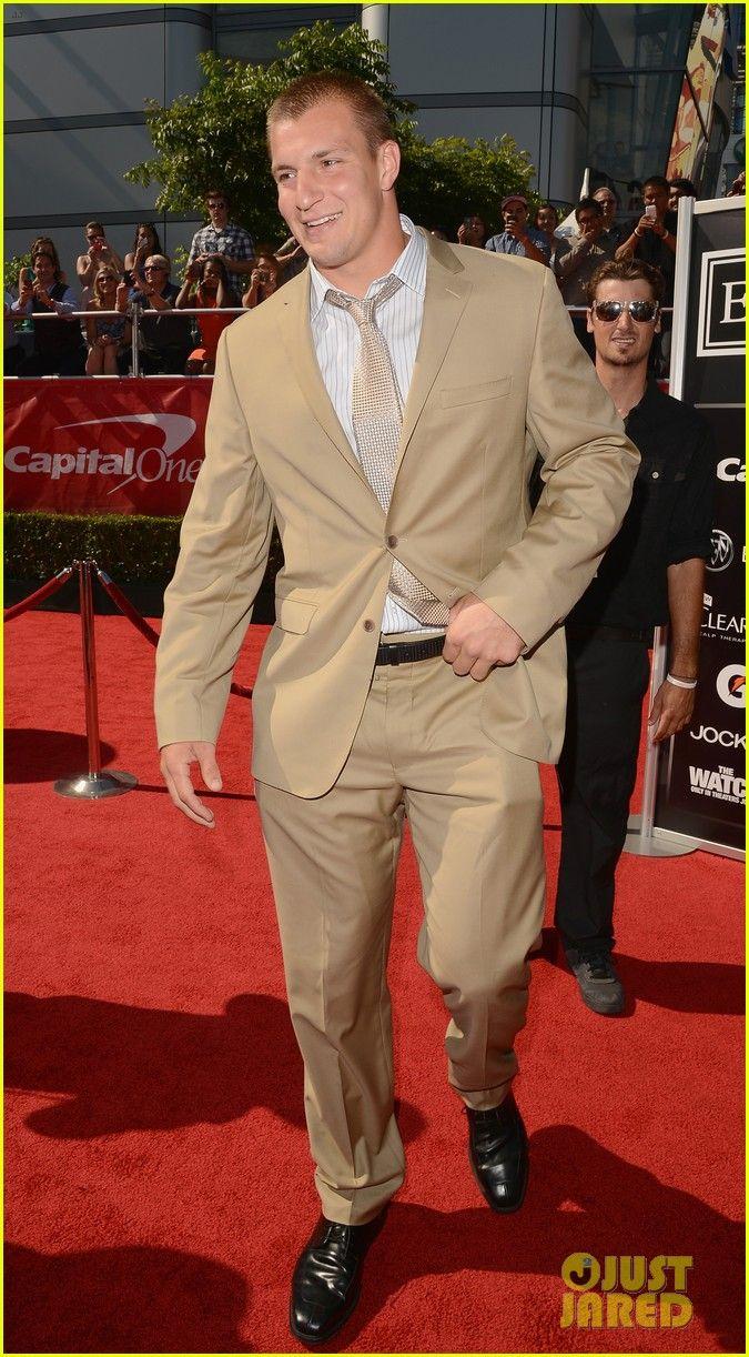 Rob Gronkowski: ESPY Awards 2012 & Body Issue Pics ...