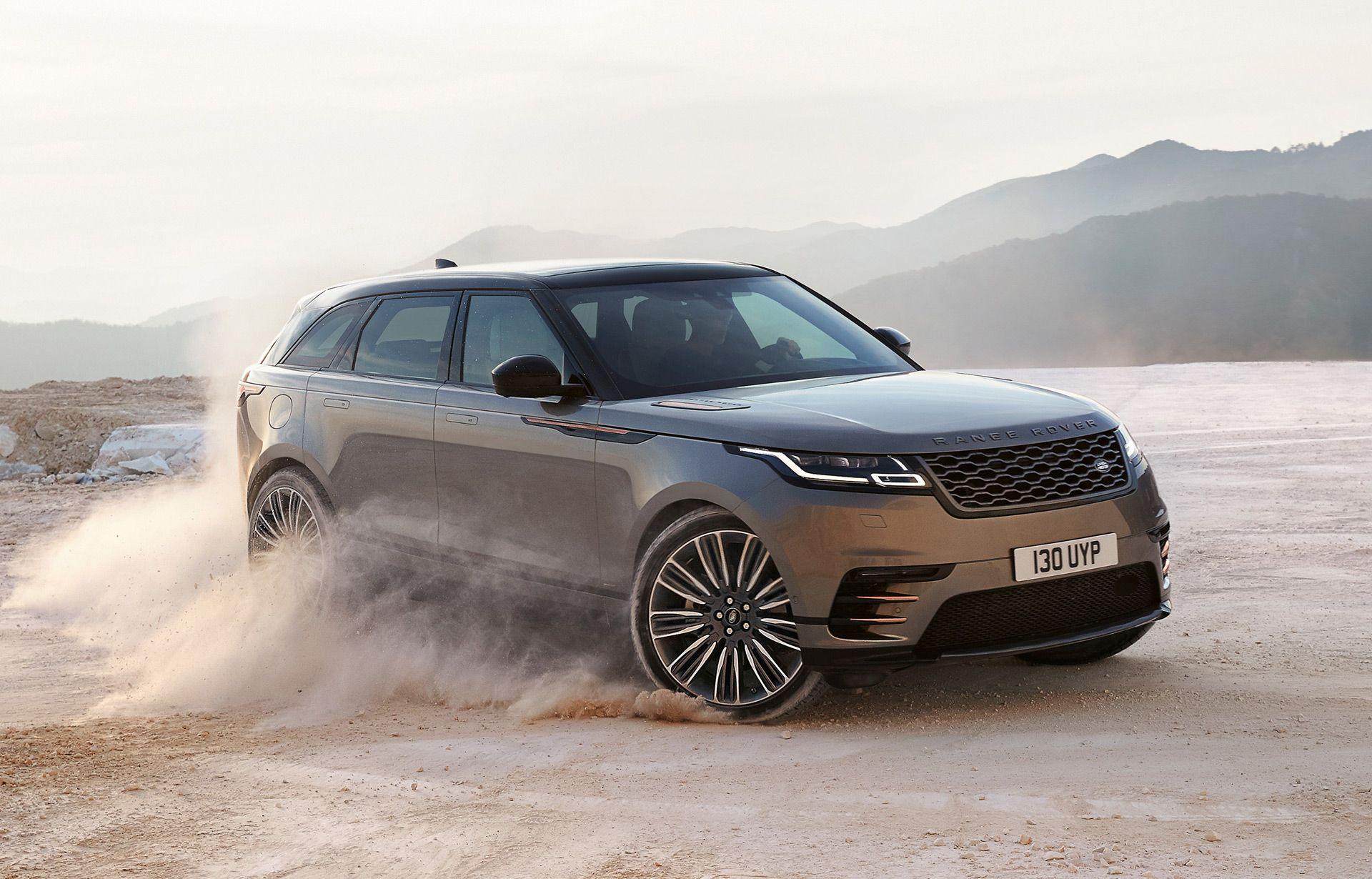 2018 Land Rover Range Rover Velar Review, Ratings, Specs