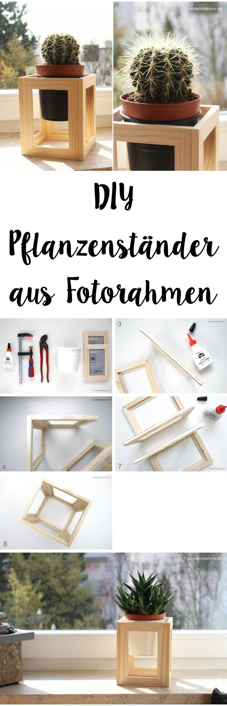 Atemberaubend Diy Fotorahmen Galerie - Rahmen Ideen ...