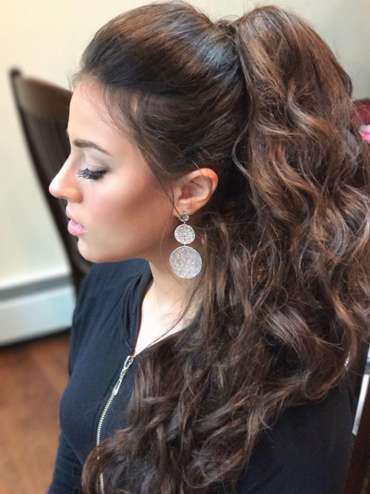 Glam wedding makeup inspirations Glam makeup, Makeup