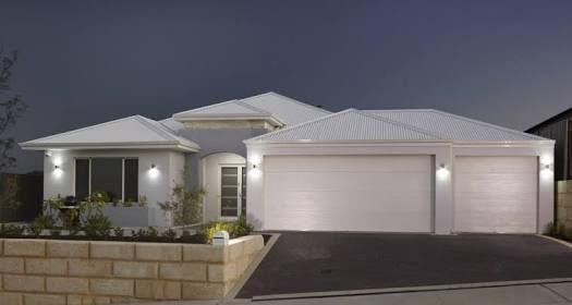Best Colorbond Surfmist Roof House Exterior House Front 400 x 300