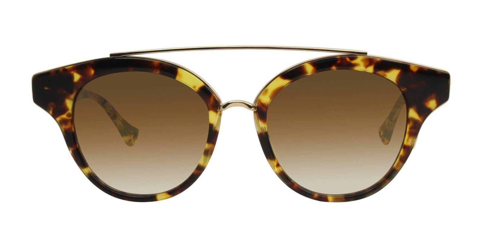 9c3b1b55c8 Dita - Medina Gold - Gold sunglasses