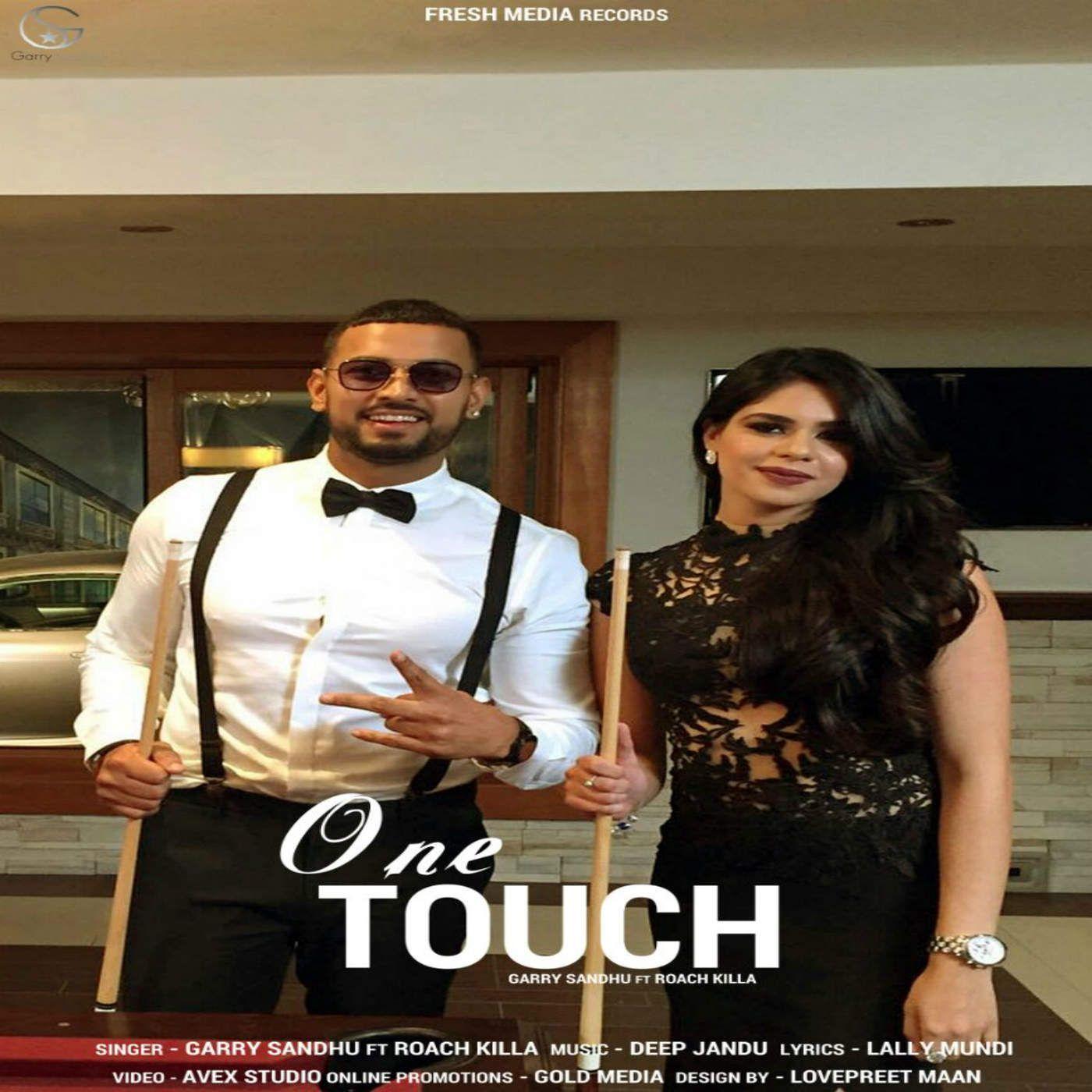 One Touch Garry Sandhu Single Mp3 Song Mp3 Song Download Songs