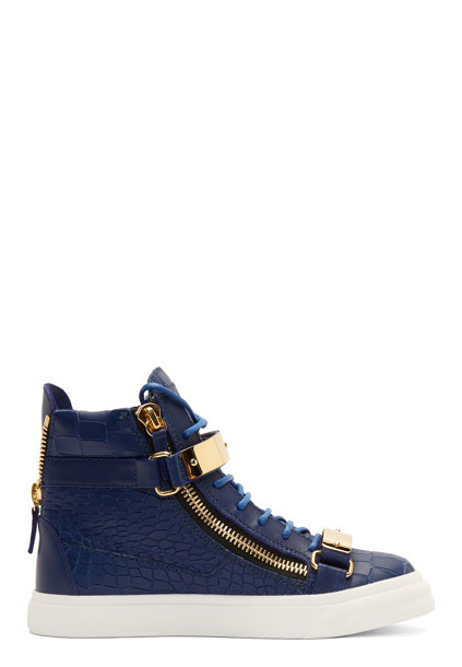 Giuseppe Zanotti Croc Embossed L... fast delivery prices online sale latest cheap visa payment QSsKF18