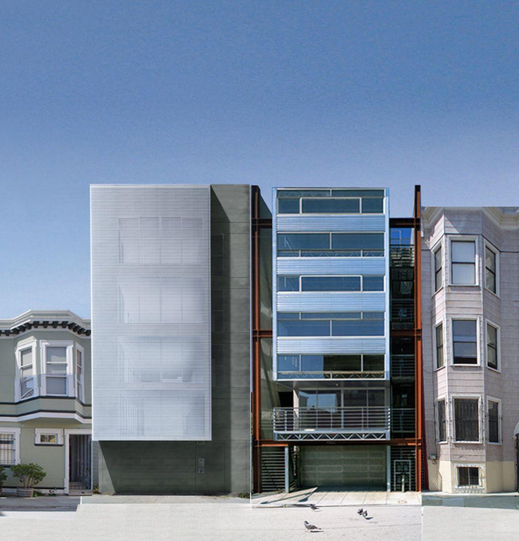 Stanley Saitowitz Part - 20: 1028 Natoma Street / Stanley Saitowitz   Natoma Architects