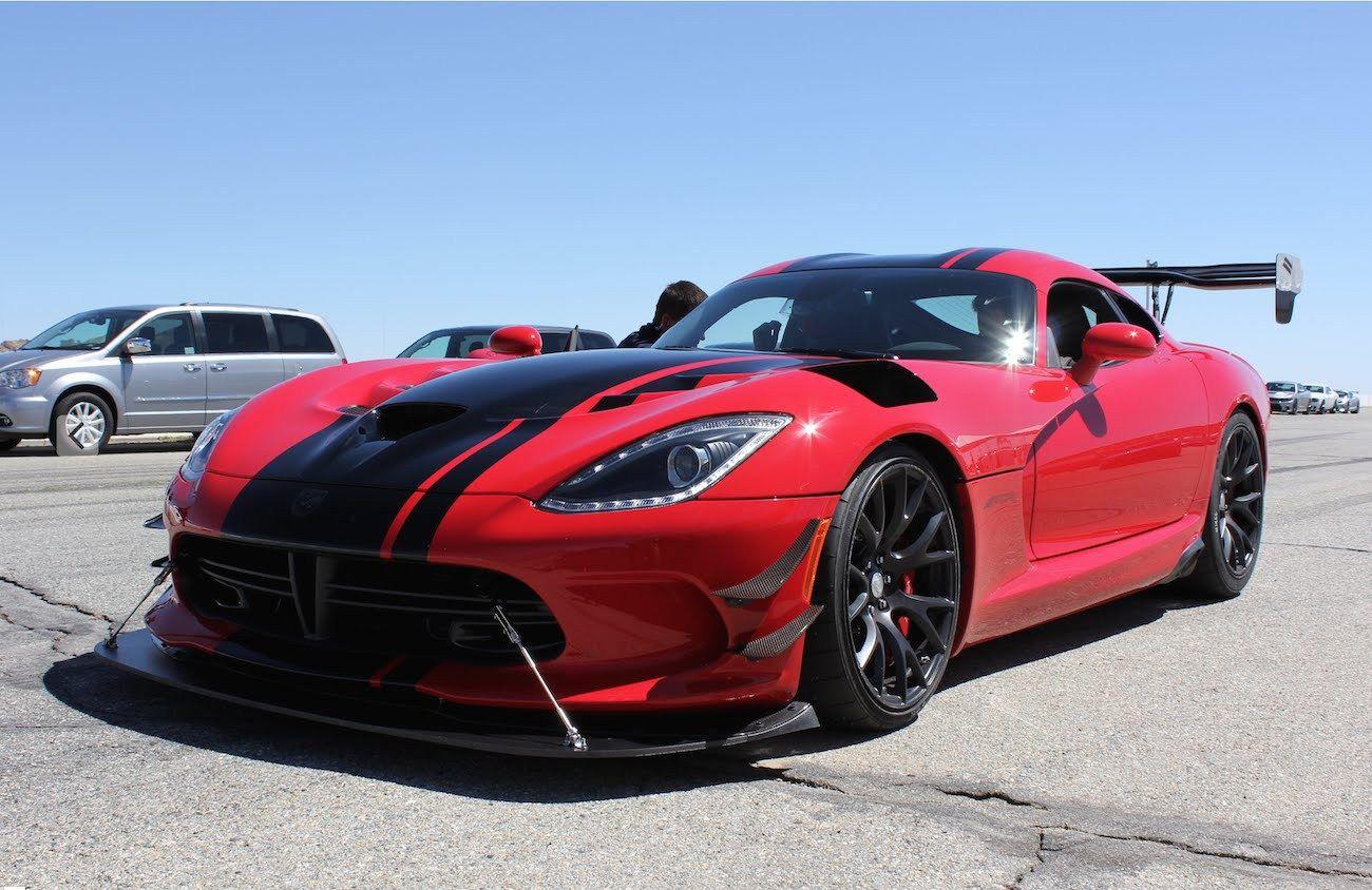Dodge Viper Body Kit At Green Valley Raceway North Richland Hills