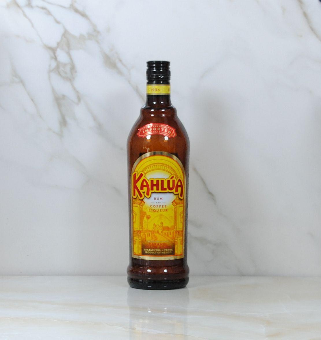 Kahlua Rum Bottle, Coffee Liqueur, Veracruz 1936, 750ml