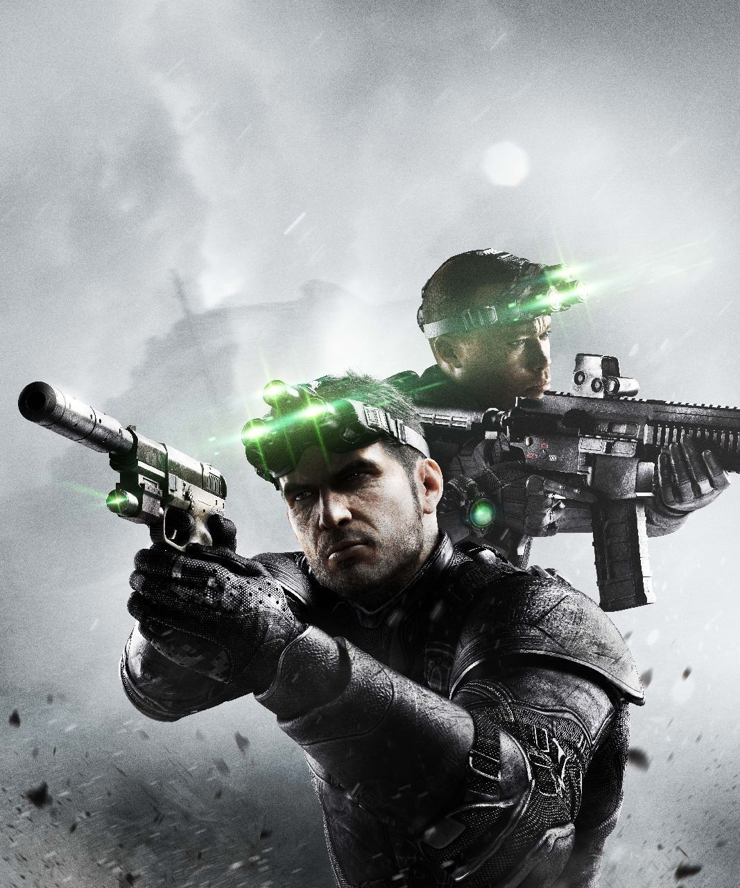 Ubisoft Splinter Cell Sam Fisher Blacklist Cell 1067x1280