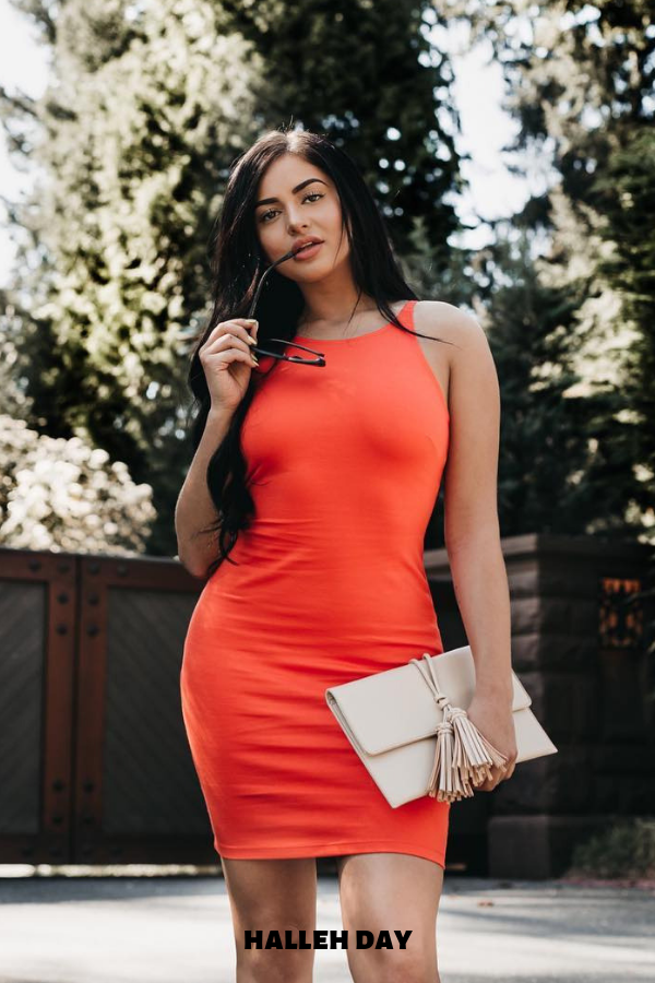 35c2920bc715e Casual bodycon dress outfit for summer 2019. This dress embraces women body  curves to perfection