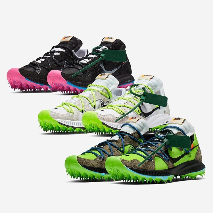 Sneaker News su Instagram: Off White x Nike Zoom Terra