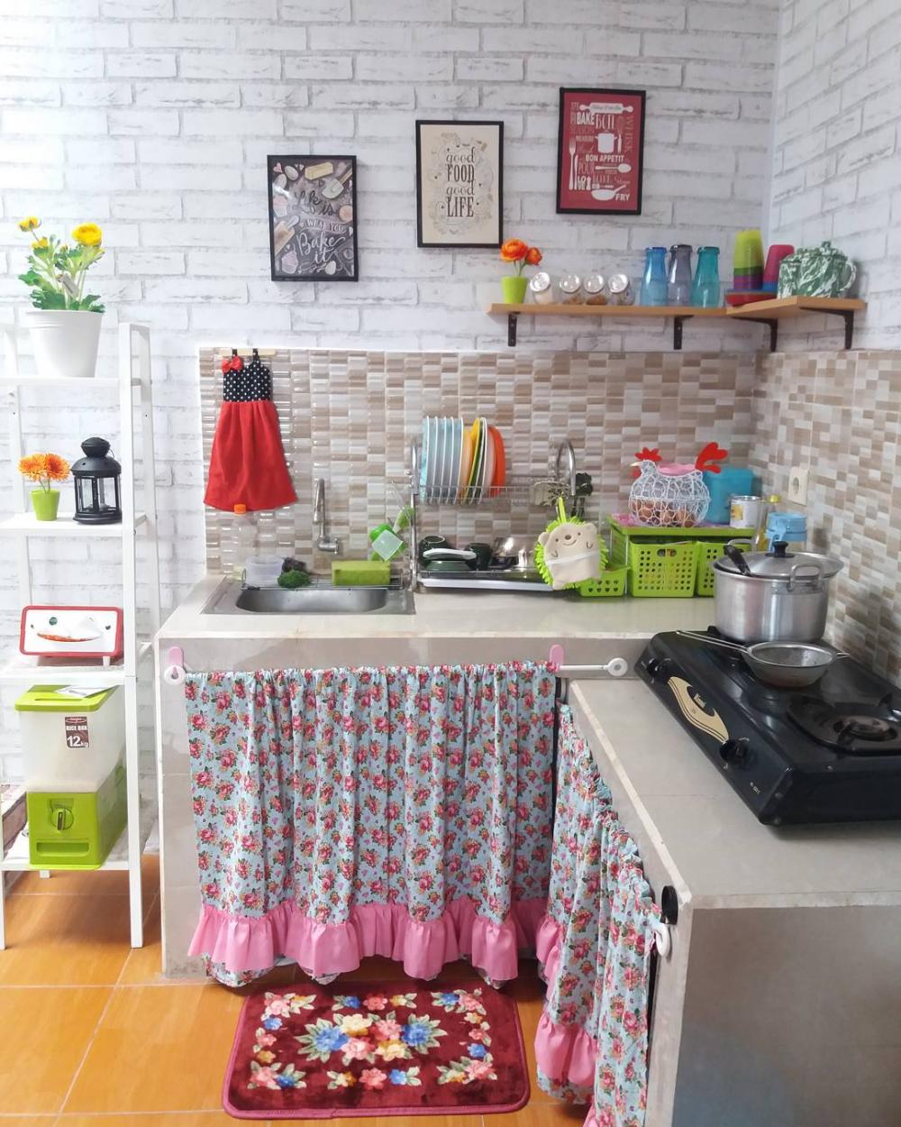 Desain Dapur Minimalis Shabby Chic Arcadia Design Architect Desain Interior Ide Dekorasi Rumah Desain