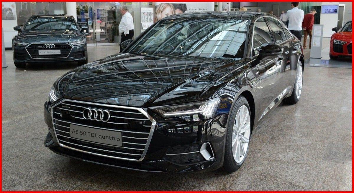 Audi A6 2019 Audi A6 Black Audi Audi