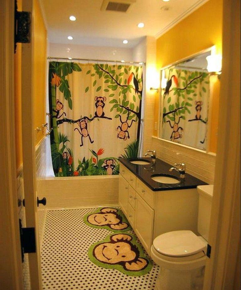 Yellow Bathroomideas