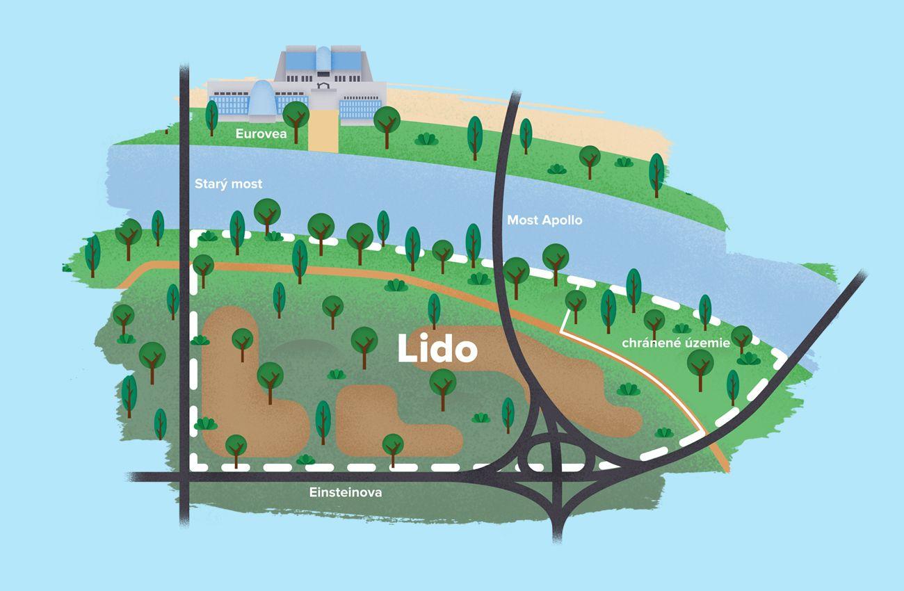 Čo je Lido | Bratislava tak, ako vždy mala vyzerať