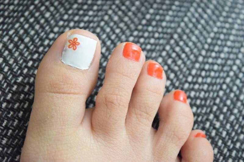 diseños de uñas de los pies - Buscar con Google | diseño de uña para ...