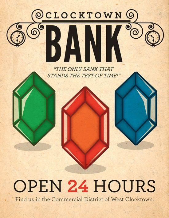 The Legend of Zelda - Part 4 - Clocktown Bank