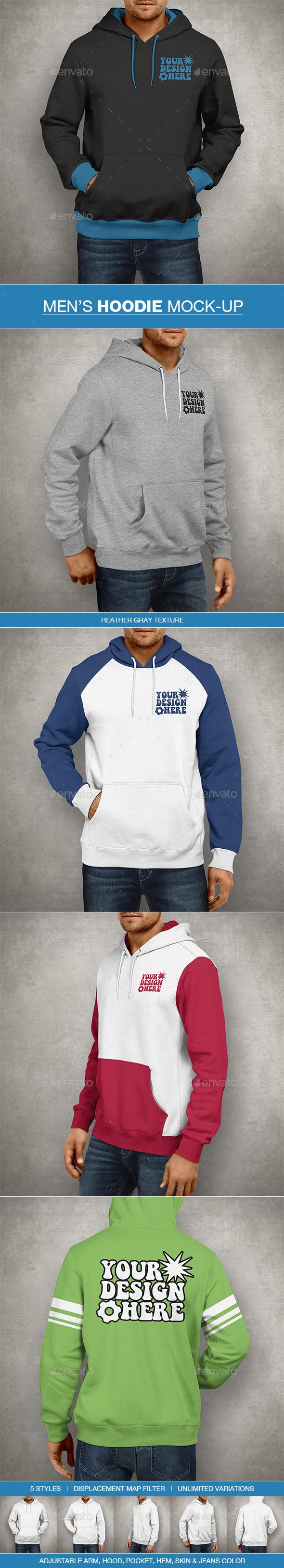 Download Hoodie Mockup Men S Edition Hoodie Mockup Clothing Mockup Hoodies