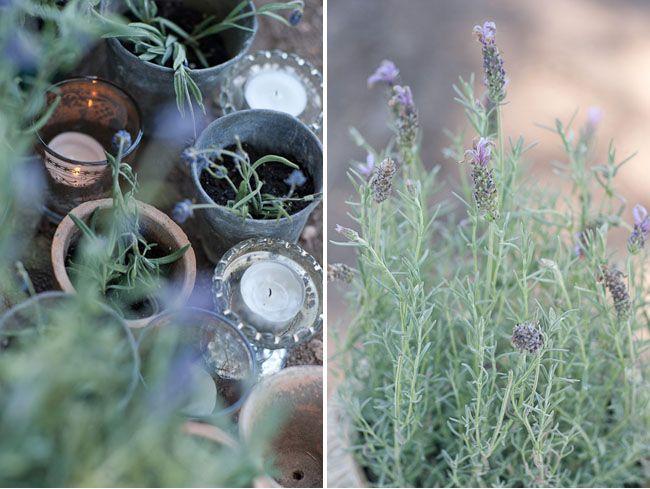 Lavendel Decoration