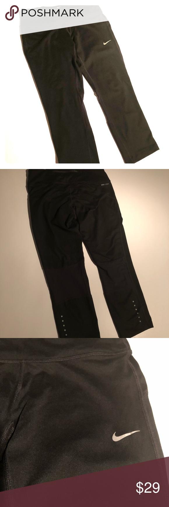 Nike midcalf leggings in my posh picks pinterest
