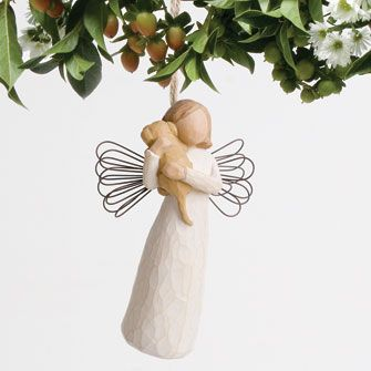 Angel of Friendship Ornament