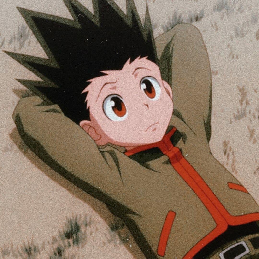 𝑮𝒐𝒏 Anime Anime Icons Cartoon Profile Pics