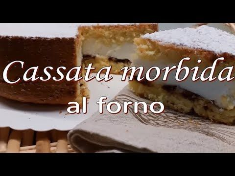 Photo of Cassata morbida al forno (ricetta)