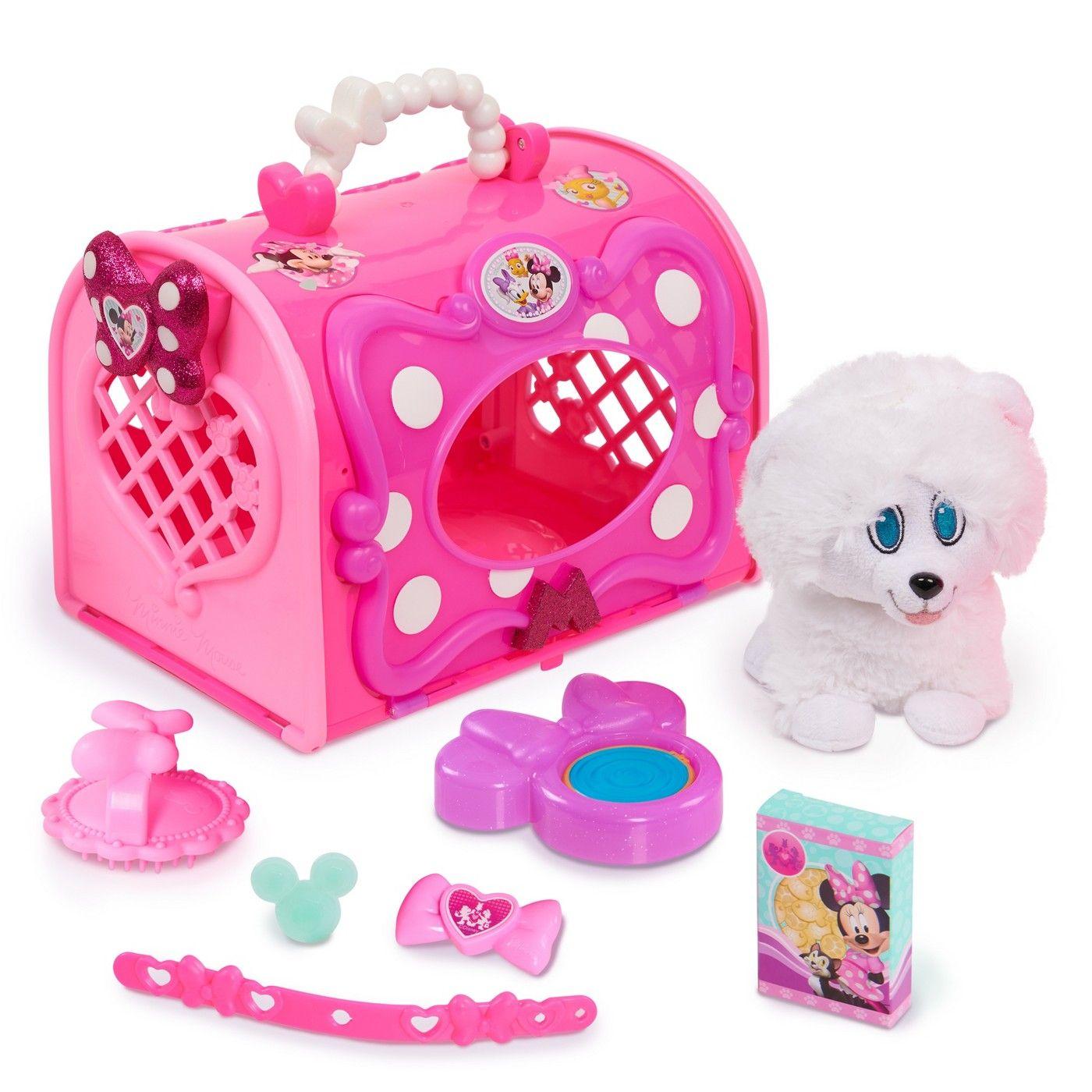 Disney Junior Minnie Mouse Happy Helpers Pet Carrier Minnie Mouse Disney Minnie Mouse Toys Pet Carriers Minnie Mouse