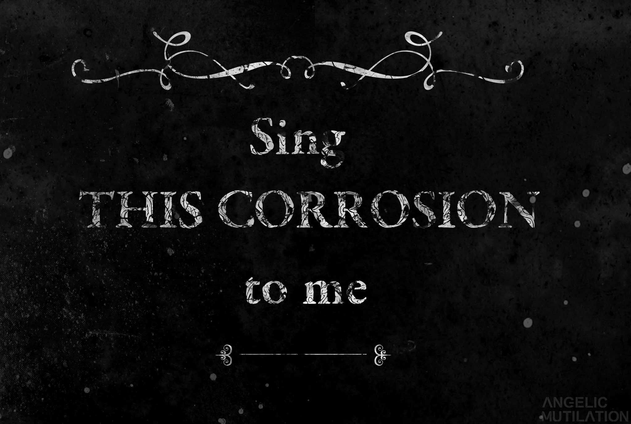 #lyrics #blackandwhite #picturequote #quote #corrosion #sistersofmercy #blackandwhite