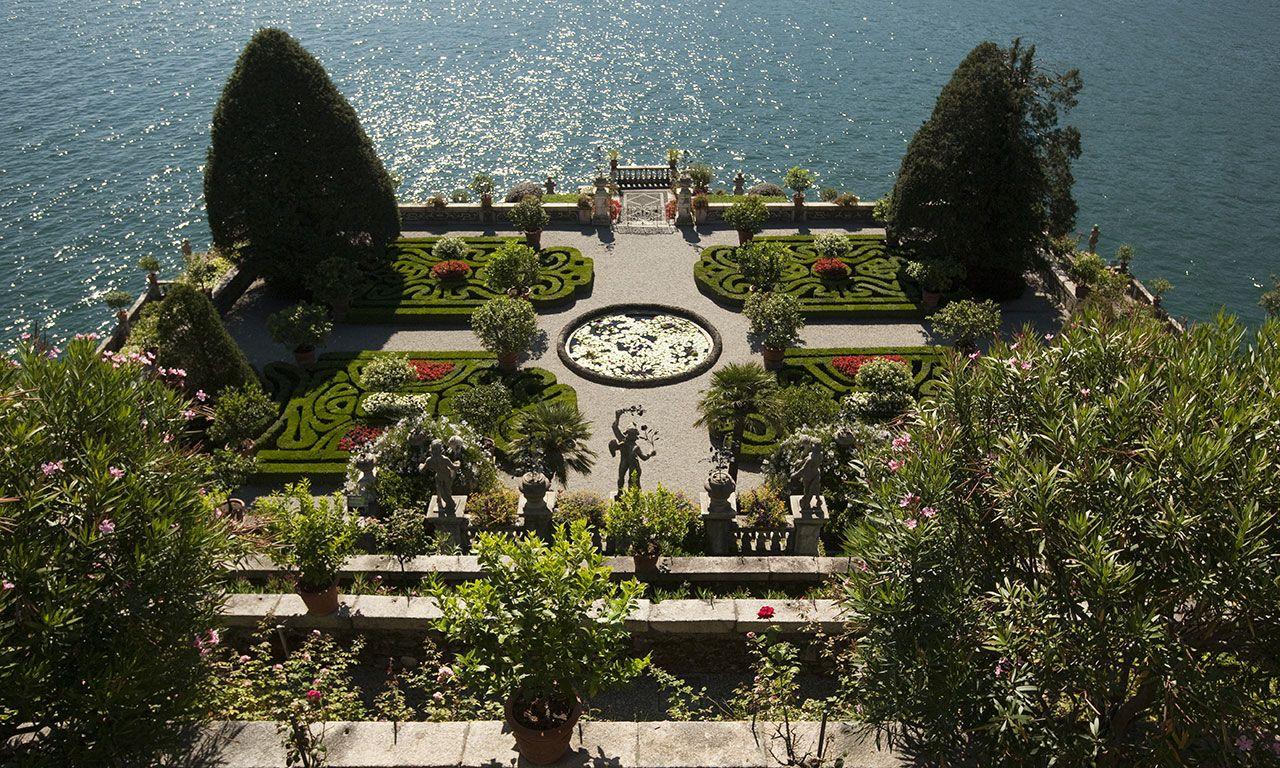 Isola Bella Gardens, Isole Borromee, Lago Maggiore - Garden of Love ...