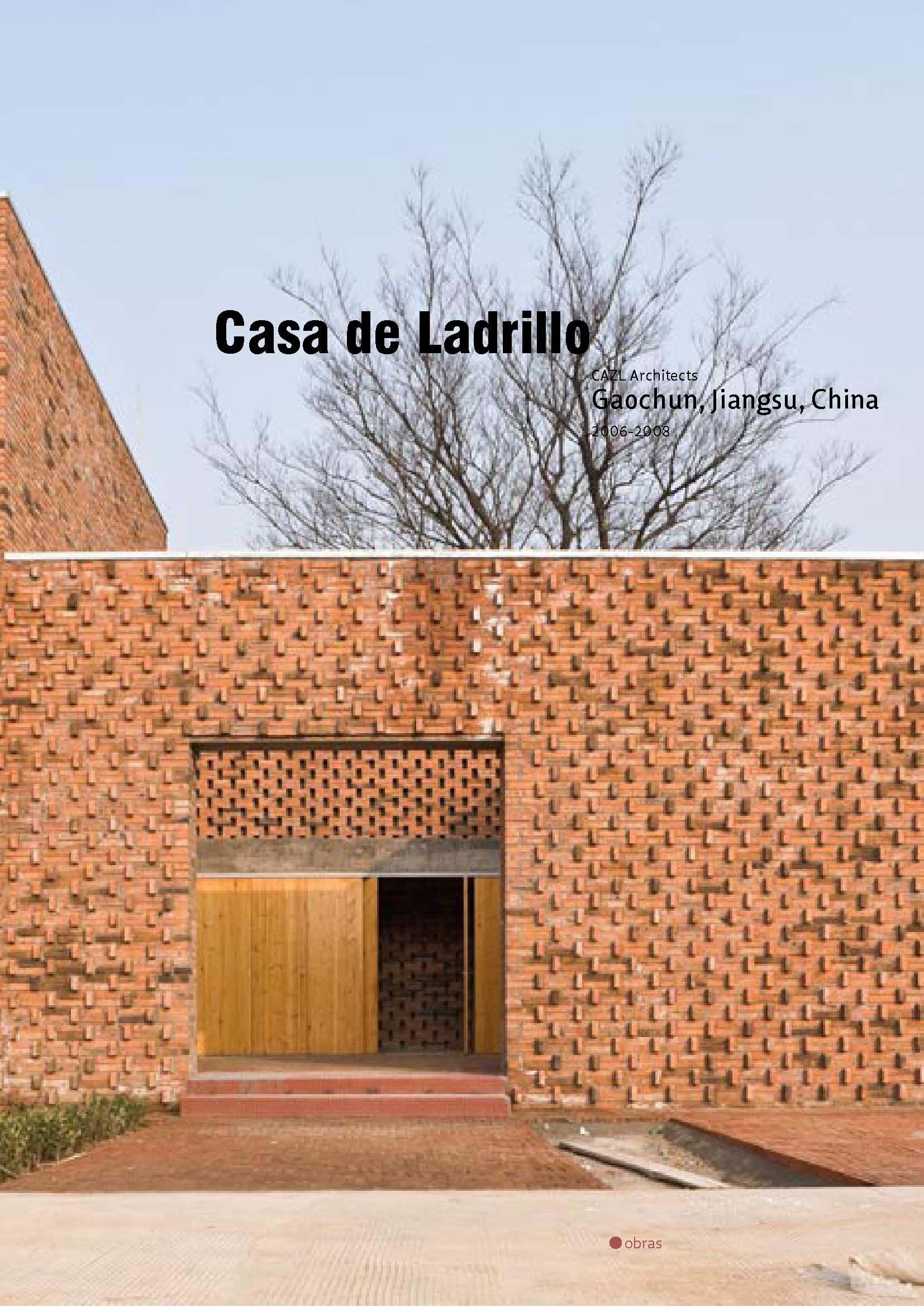 Casa de ladrillo texturas ladrillos pinterest - Casas de ladrillos ...