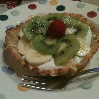 Fruit Tartlets   Recipes   Beyond Diet