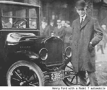 01 05 1914 Henry Ford Did A Startling Thing He Started Paying