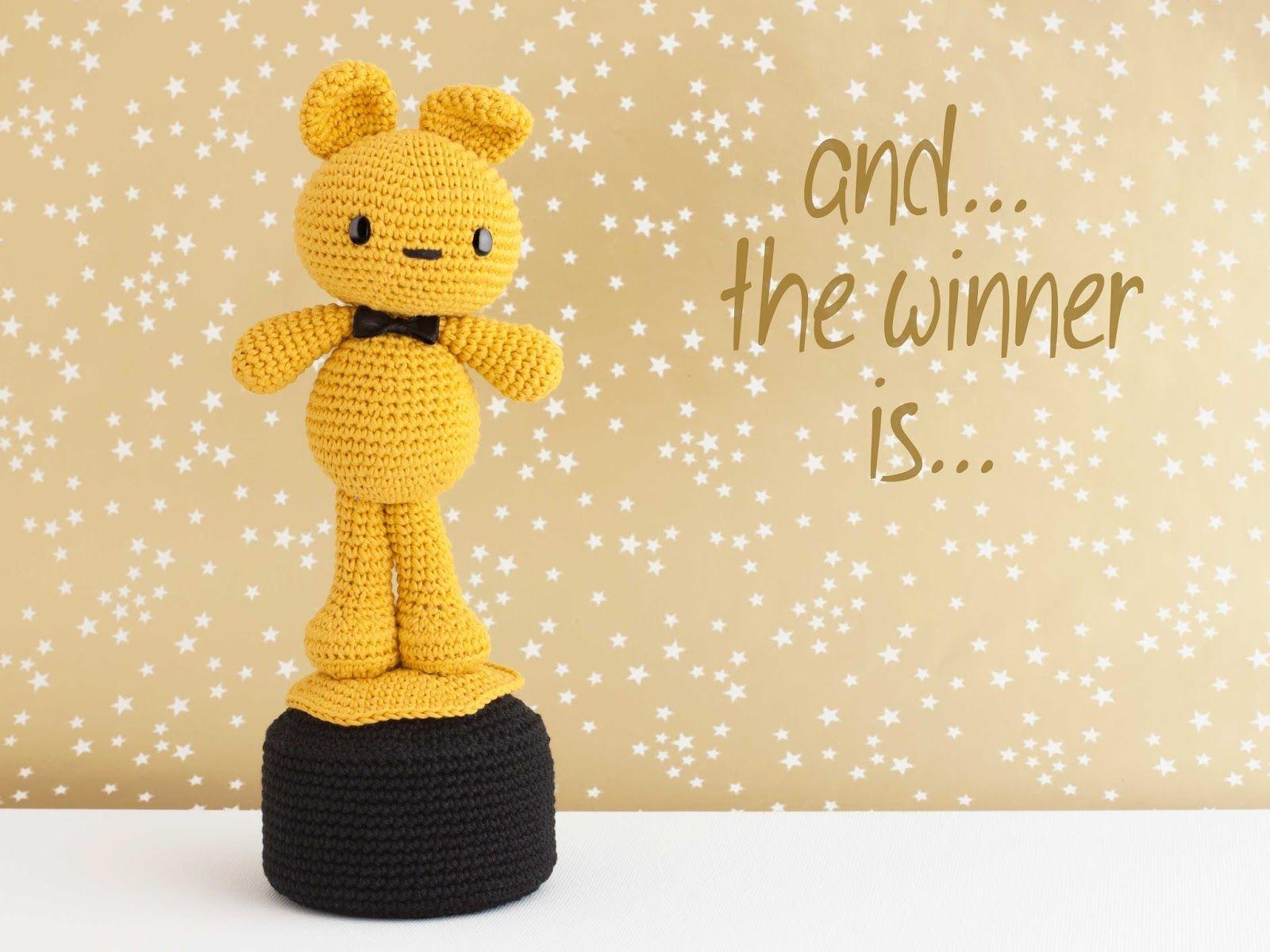 Amigurumi Oscar Bear - FREE Crochet Pattern / Tutorial | idea ...