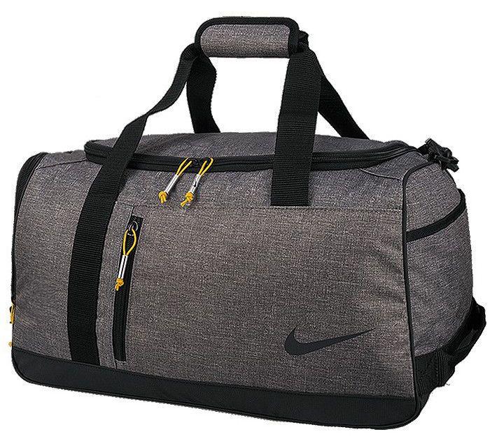 NIKE Duffle Bag Boston Medium Sports Gray Golf Gym Football Tennis  BA5744-036  Nike  DuffleGymBag dbc775f716711