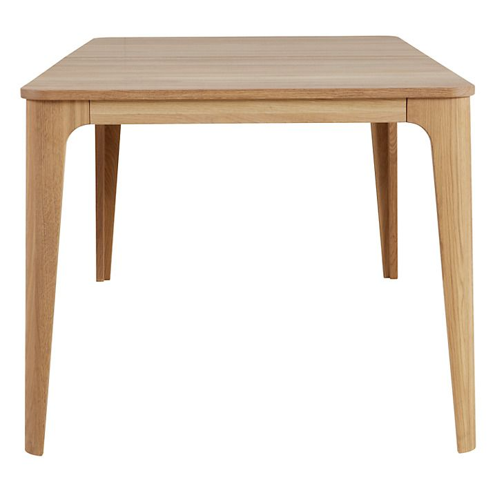 Ebbe Gehl For John Lewis Mira 6 8 Seater Extending Dining Table