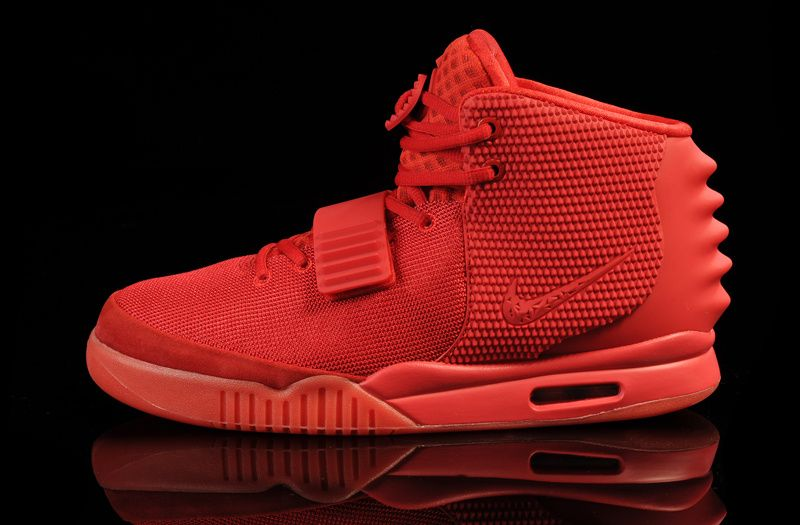 http://www.yeezyshopping.com/nike-air-yeezy-2-nrg-red-october-glow-in-dark-now-p-2364.html  | My style | Pinterest | Air yeezy, Yeezy and Dark