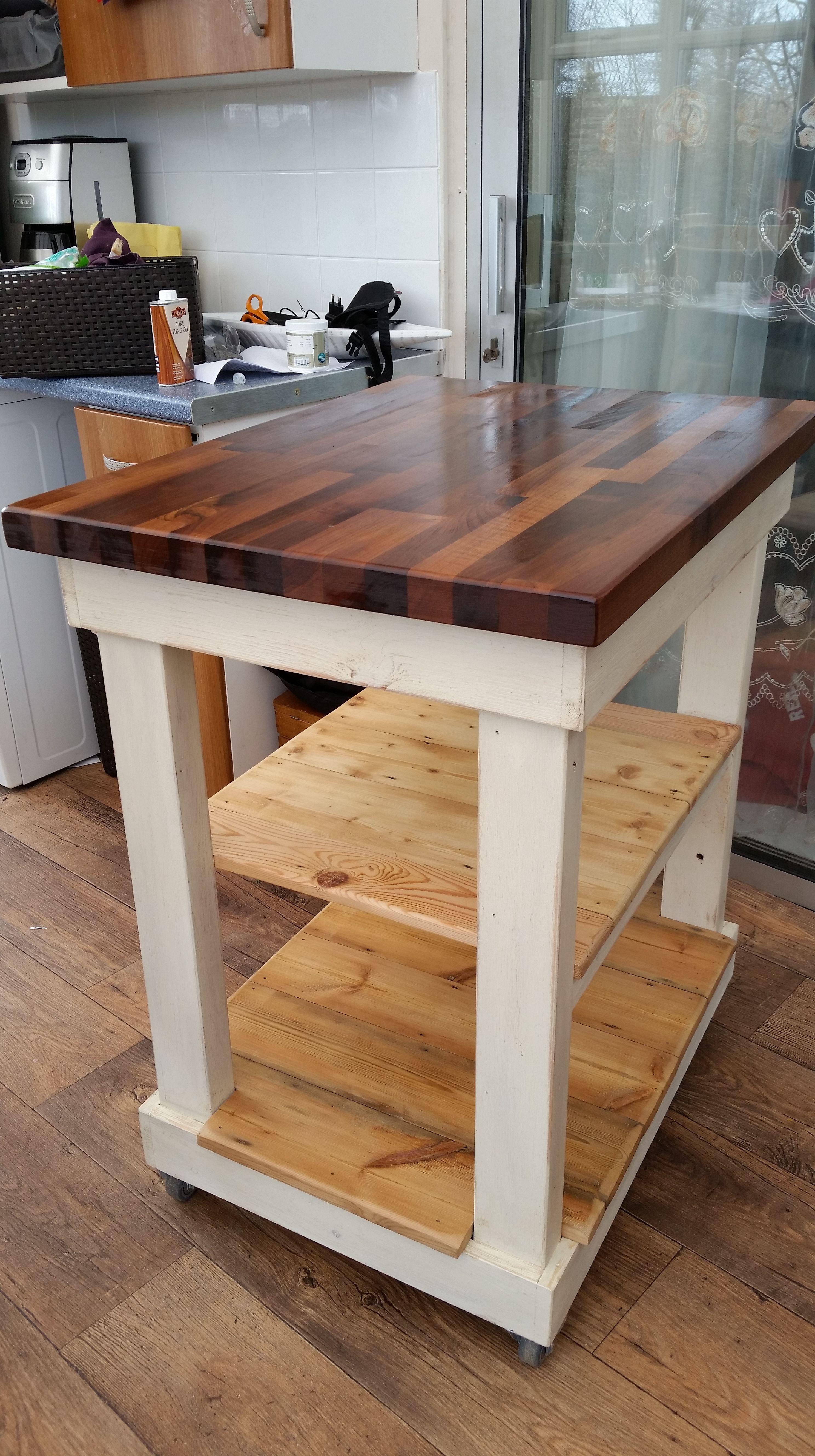 Pin by Marcus Postin on woodandwallart.com in 2019 Diy furniture, Diy kitchen island ...