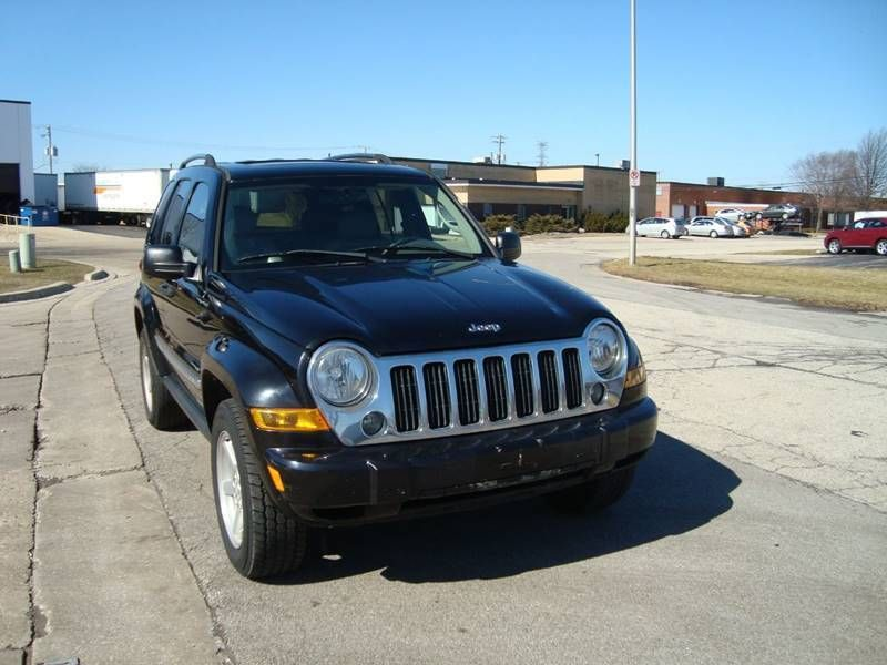 eBay 2005 Jeep Liberty LEATHER jeep liberty 2005 Jeeps