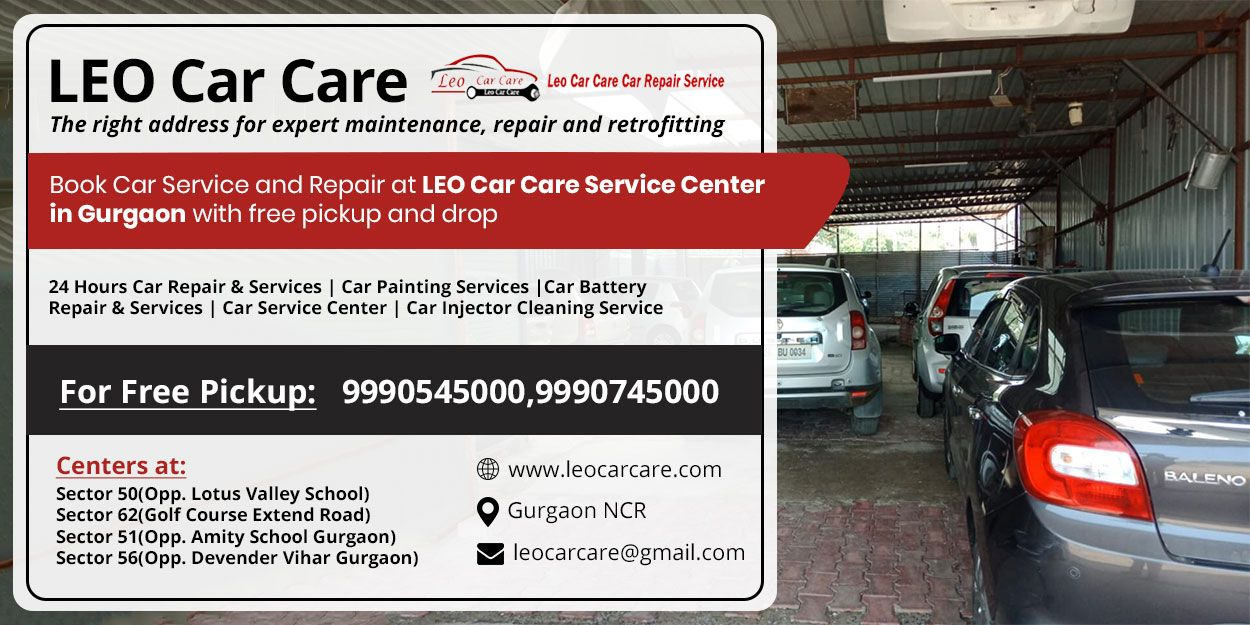 Leo_car_care provide car repair and service for all the