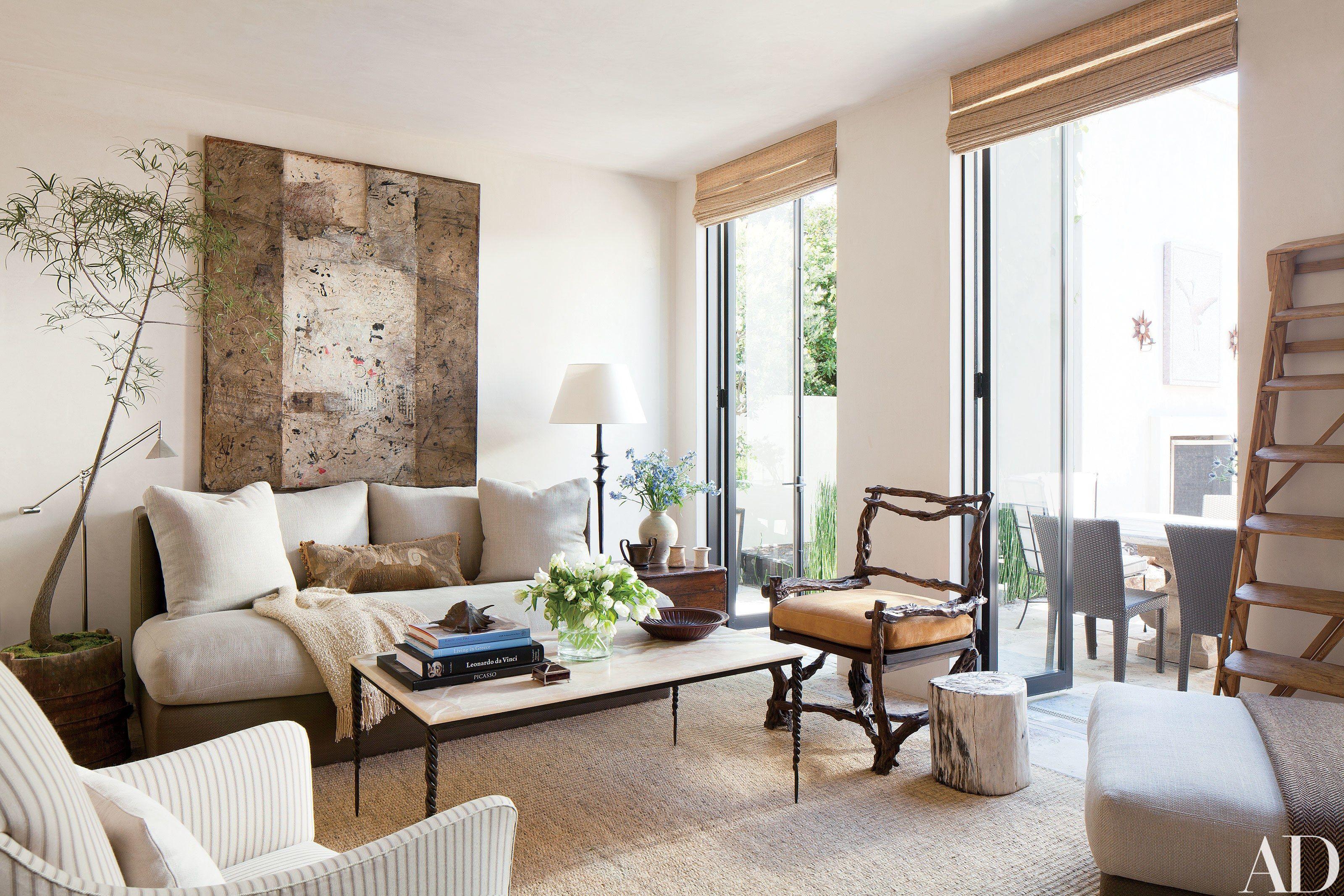 Look Inside A Film Producer S Refined Malibu Weekend Home House Interior Interior Home Interior Design
