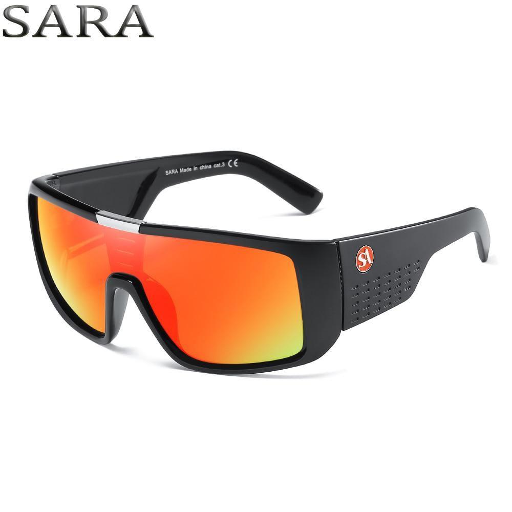 SARA Dragon Sunglasses Men Sport Goggle Sun Glasses New