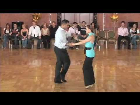 SDC 07 - Luis & Tessa - 1st Place Champions Strictly Swing