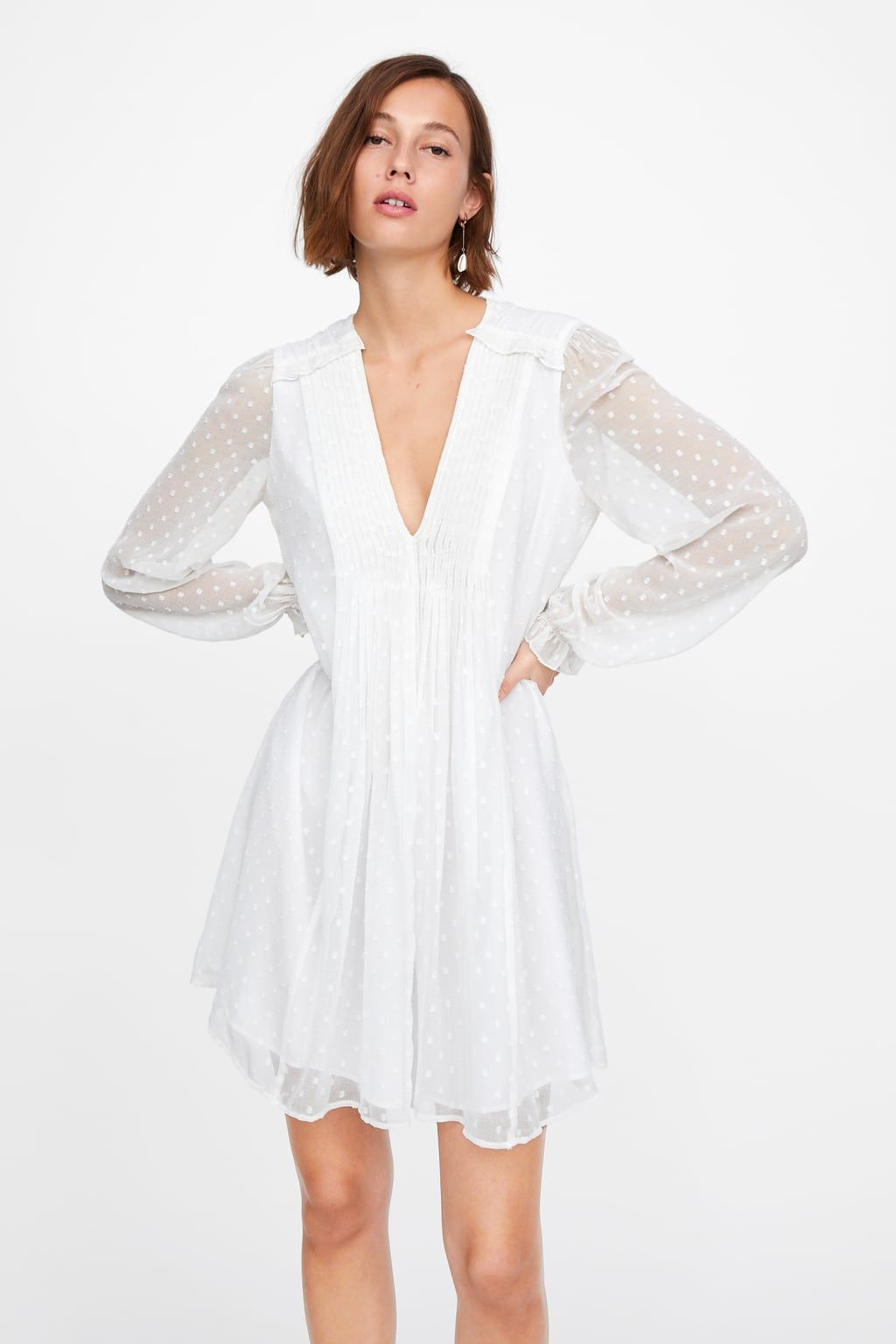 descuento calidad perfecta apariencia elegante Vestido mini plumeti | Style inspo en 2019 | Vestidos, Mini ...