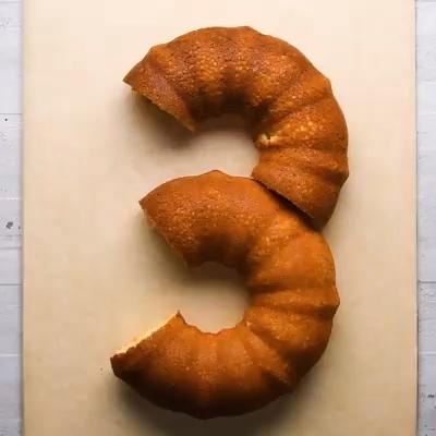 Rakamlardan Şekilli Pasta Nasıl Yapılır Rakamlardan Şekilli Pasta Nasıl Yapılır
