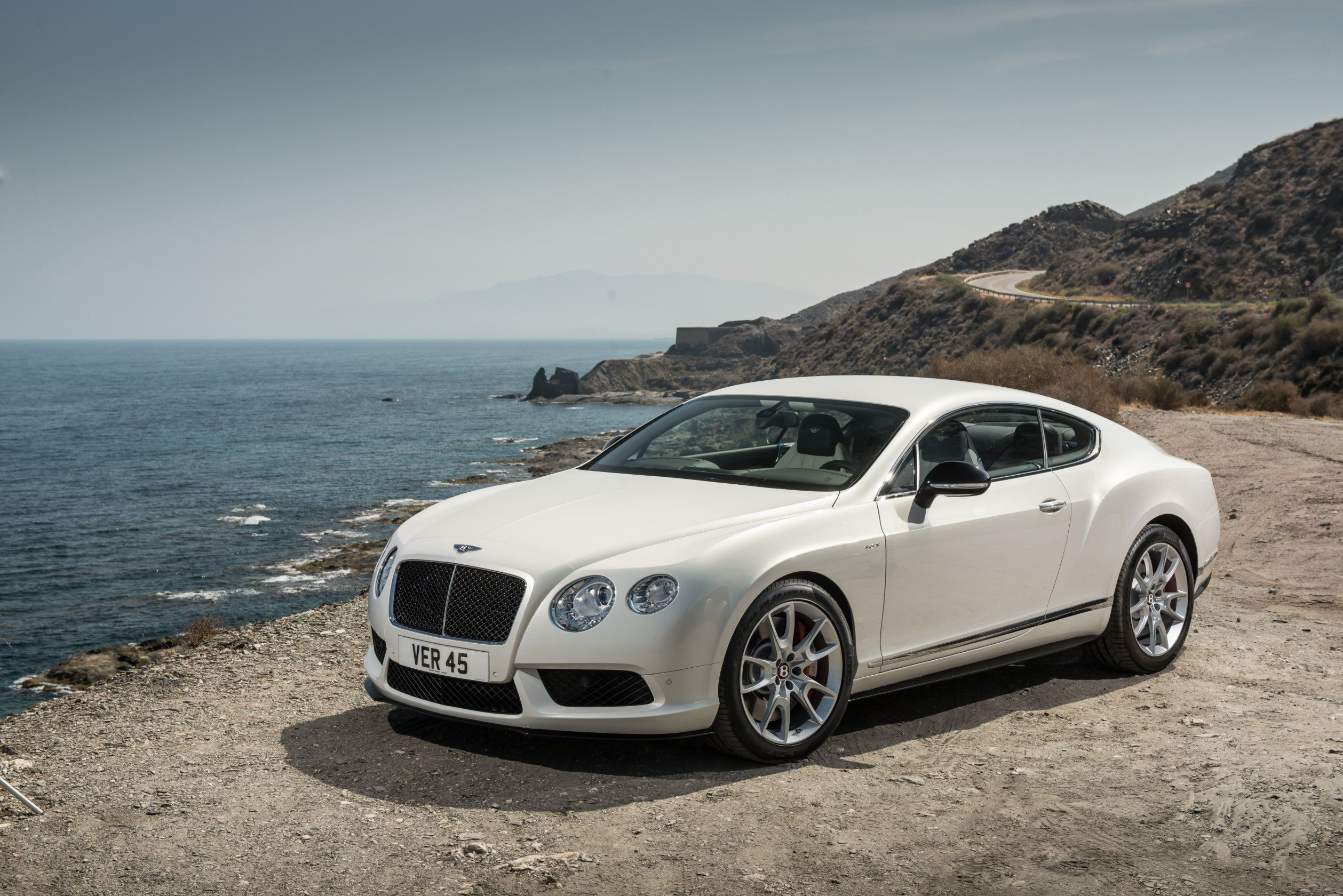 bentley continental!
