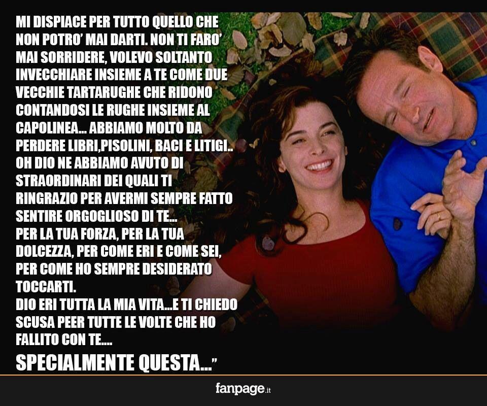 Al Di La Dei Sogni Robin Williams Sentimenti Citazioni