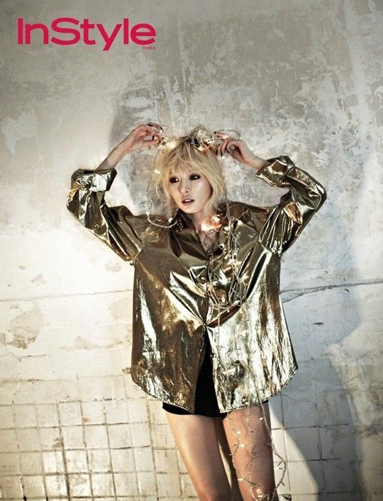 HyunA talks about Hyunseung and Psy with 'InStyle' | allkpop.com