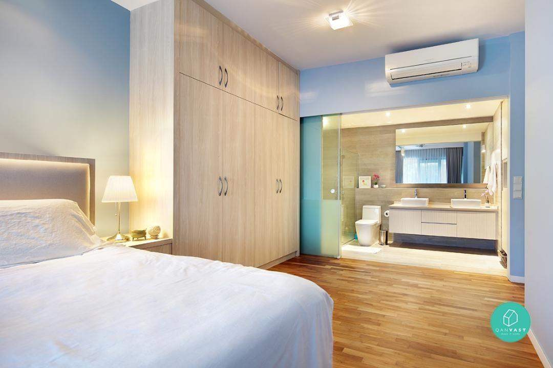 Top Ten Bedroom Designs Delectable Best Of Qanvast Top 10 Scandinavian Homes In Singapore  Blue And Design Decoration