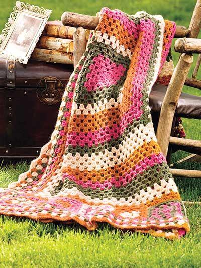 Crochet - Gramma   Crochet   Pinterest   Mantas tejidas y Manta